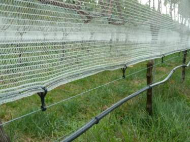Coverplas Duragard Permanent Side Panel Nets In Application  » Click to zoom ->